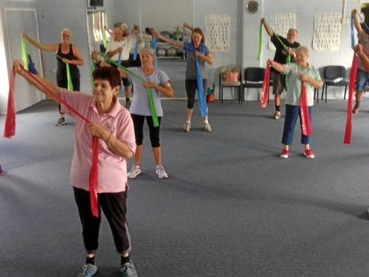 free fitness classes in Stanthorpe
