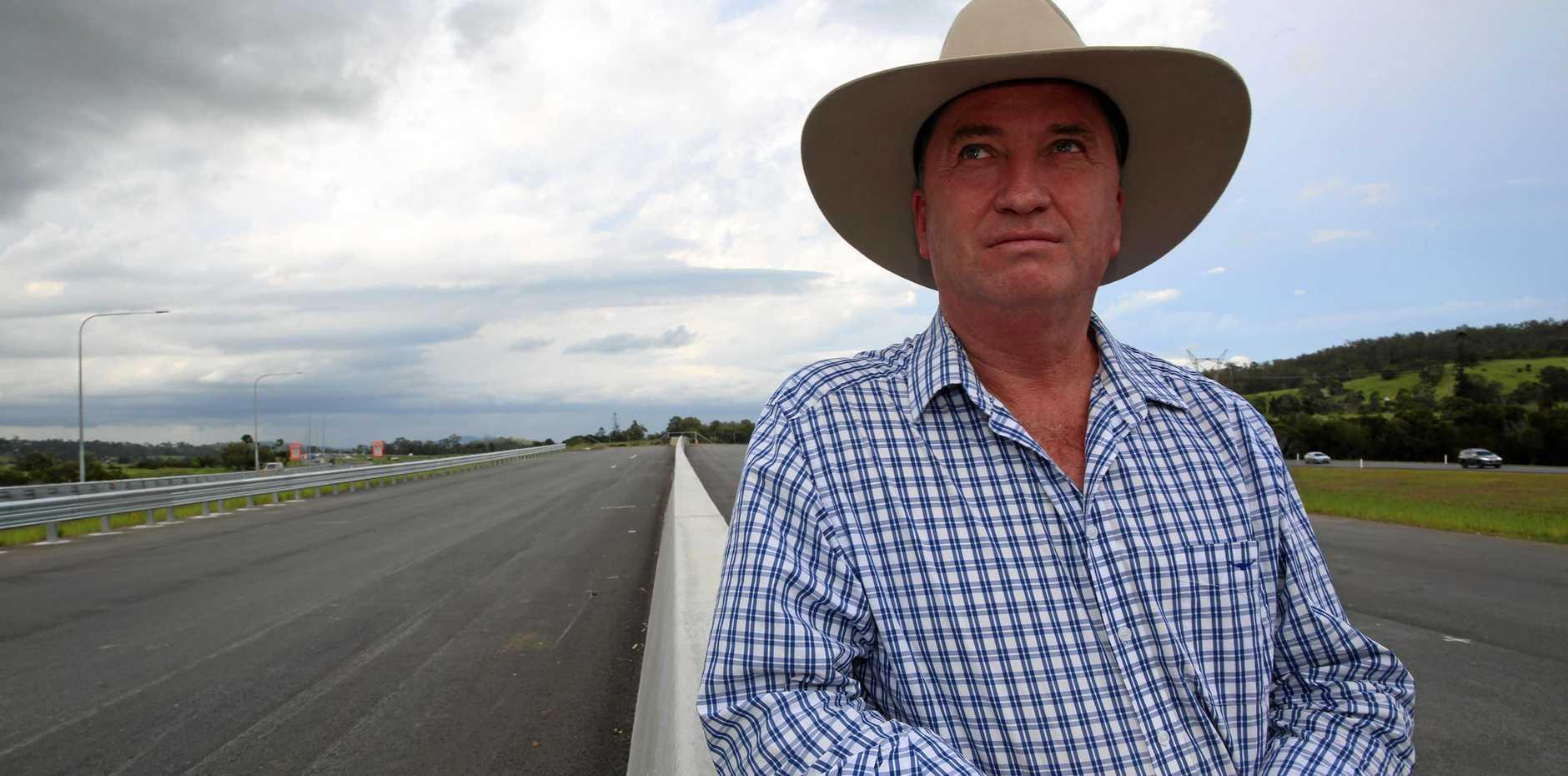Barnaby Joyce.