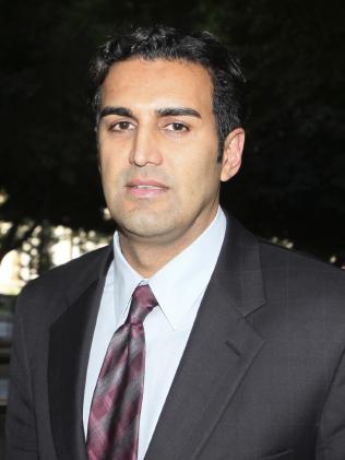 Dr Sandeep Kapoor. (AP Photo/Nick Ut)