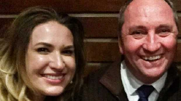 Barnaby Joyce's spouse Natalie feels 'deceived' by Deputy PM