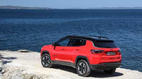 The Trailhawk impresses off-road and the nine-speed auto/turbo diesel drivetrain is the pick in the range.