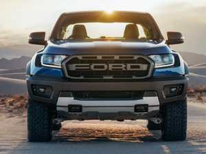 Revealed: Check out the Ford Ranger on steroids!