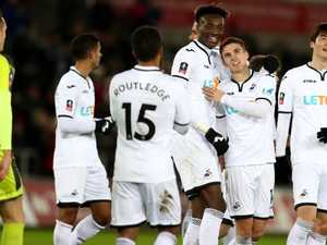 FA Cup history made, eight gems in thumping
