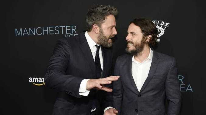 Ben and Casey Affleck's father has blamed Hollywood for the star brothers' problems.