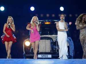 Spice Girls reunite for world tour