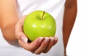 An apple a day really does keep the doctor away.