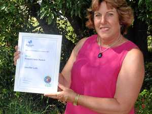 State award won for autism support