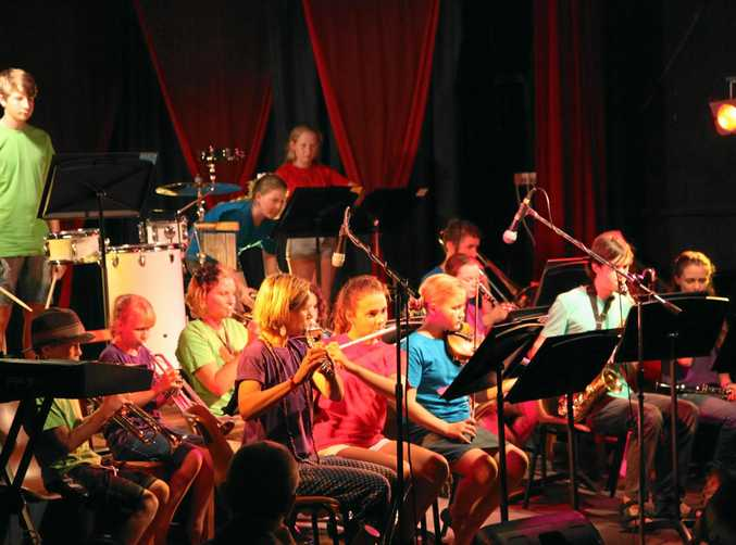 CALLING ALL-COMERS: Young and old performers are all welcome at the Cooran Acoustic Night.