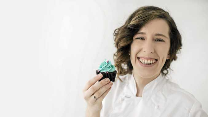 STAR BAKER: Gladstone's Amber Comadira-Smith has been nominated for an Australian/New Zealand award.