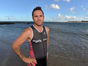 Triathlon hell: I'm scared of sharks, open water and crowds