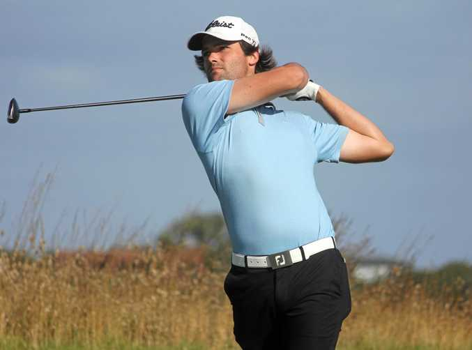 This month's Victorian Open winner Simon Hawkes will tee off in next week's Coca-Cola Queensland PGA Championship at the City Golf Club.