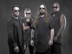 Sepultura brings heavy metal to Byron Bay