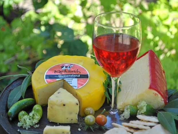 HOMEGROWN GOODNESS: Celebrate Easter Saturday on March 31 at the Kenilworth Cheese, Wine and Food Fest.