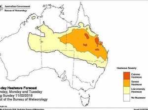 Heatwave brings week-long scorcher for region