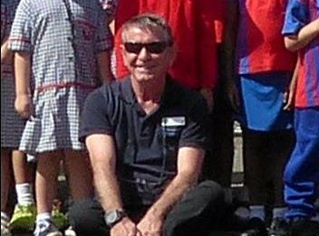 Murgon teacher Michael Reynolds will be honoured at a memorial golf day on Saturday.