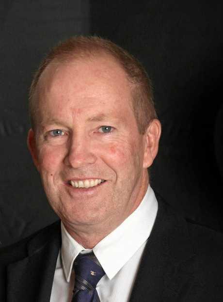 Rick Jones of Queensland Cotton