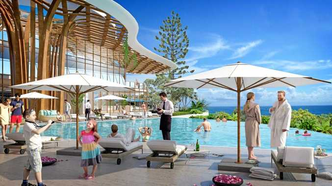 PROPOSED: Badderam Eco Luxe Resort and Spa.
