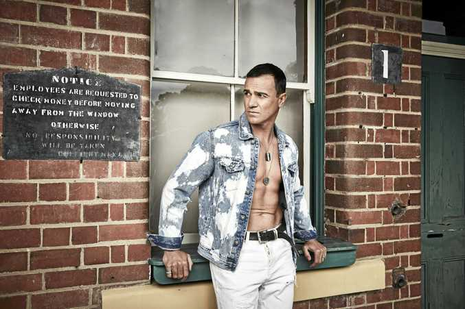 Shannon Noll will headline the Bay to Bush, the latest music festival on the Fraser Coast this year.