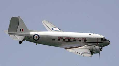 The C-47 Dakota affectionately known as