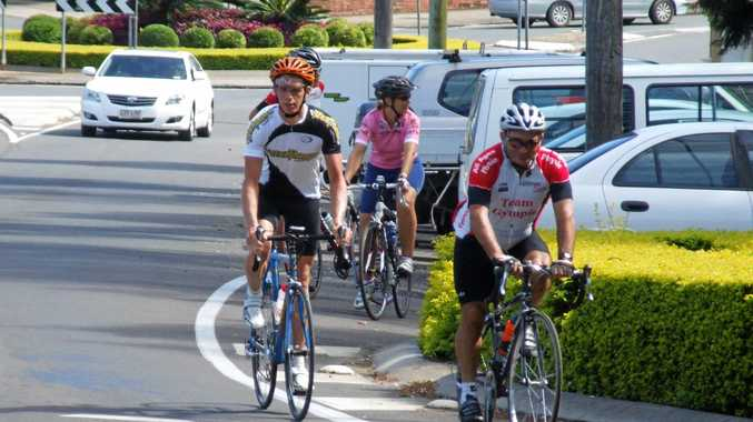 LOOK OUT: Motorists need to be cautious and extra vigilant when it comes to sharing the roads with cyclists.