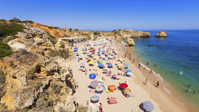 Travellers beware: it's illegal to wee in the sea in Portugal. Weird laws in Australia