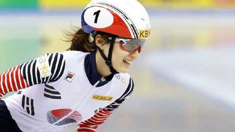 Choi Min-jeong will have plenty of home-town backing.