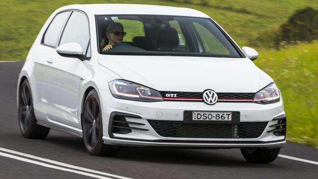 The VW Golf GTI Original Edition has wound back the price of the German hot hatch 14 years. Picture: Supplied.
