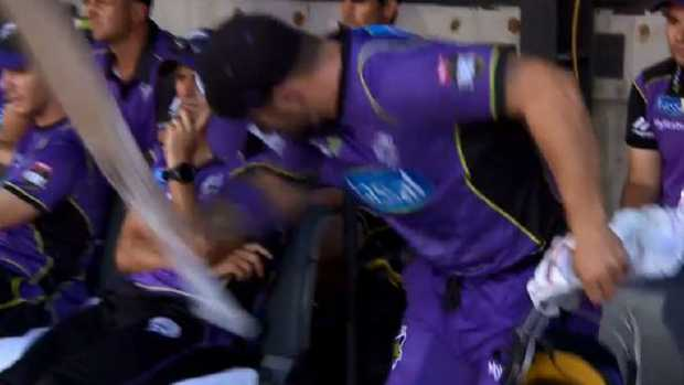 Hurricanes plan comes up short in BBL final