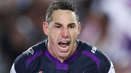 Billy Slater bounced back to SuperCoach gold last year.