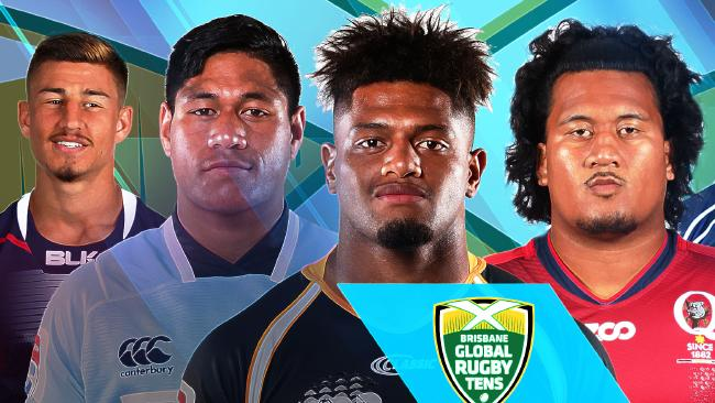 The Brisbane Tens will showcase some of Australia's best young talent.