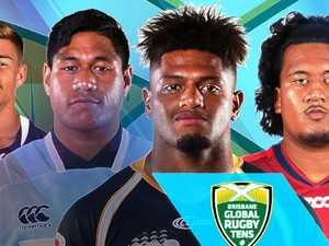 Fab Five: Australia's Gen Next at Brisbane Tens