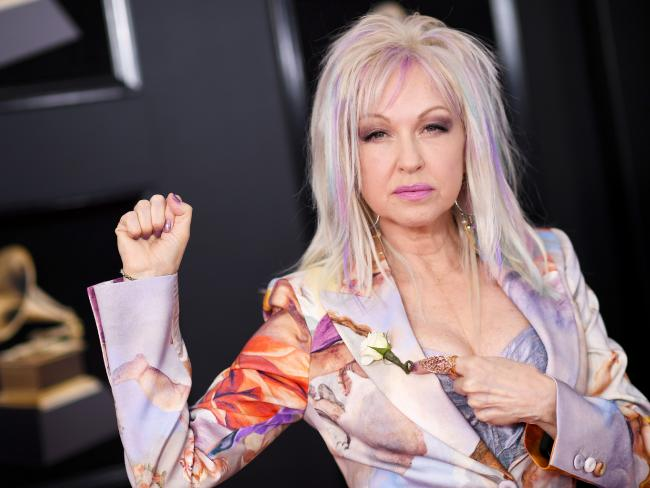 Quincy Jones had an issue with Cyndi Lauper during recording of We Are The World. Picture: Dimitrios Kambouris/Getty Images for NARAS