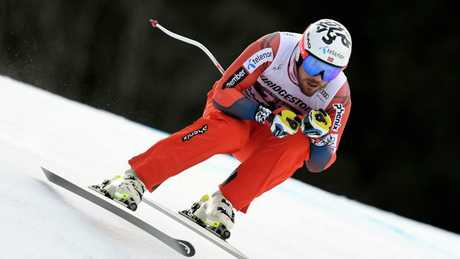 Kjetil Jansrud will be hard to topple in the Super G