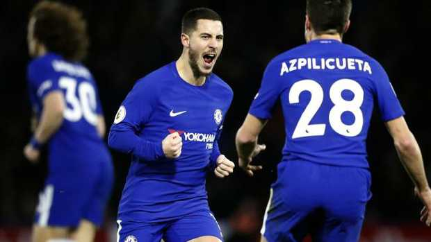 Chelsea superstar Eden Hazard could be headed to Perth later this year.
