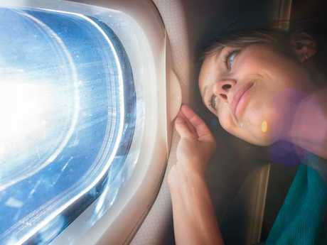 There's a reason you feel so sleepy on a plane.