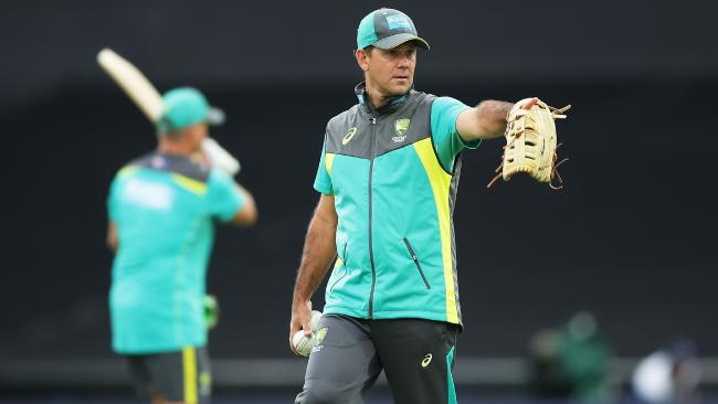 Ricky Ponting has been credited with helping Glenn Maxwell finetune his game.
