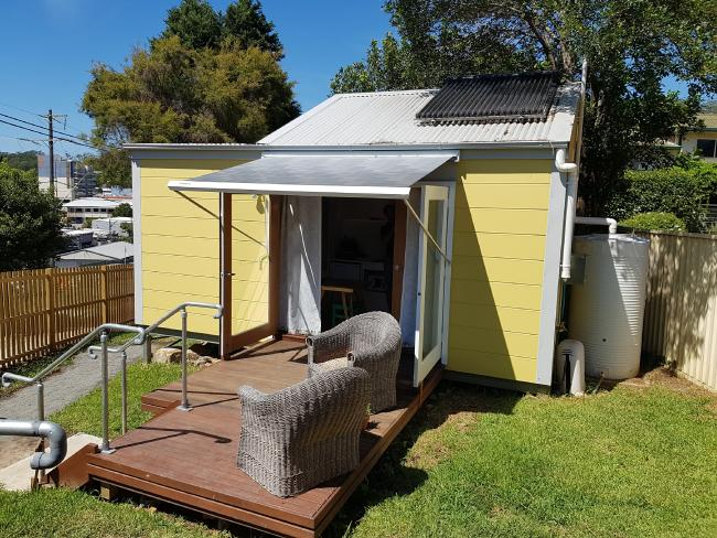 Tiny Homes revealed in Gosford. Central Coast Express Advocate.