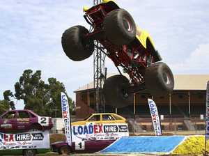 Monster Truck Roll