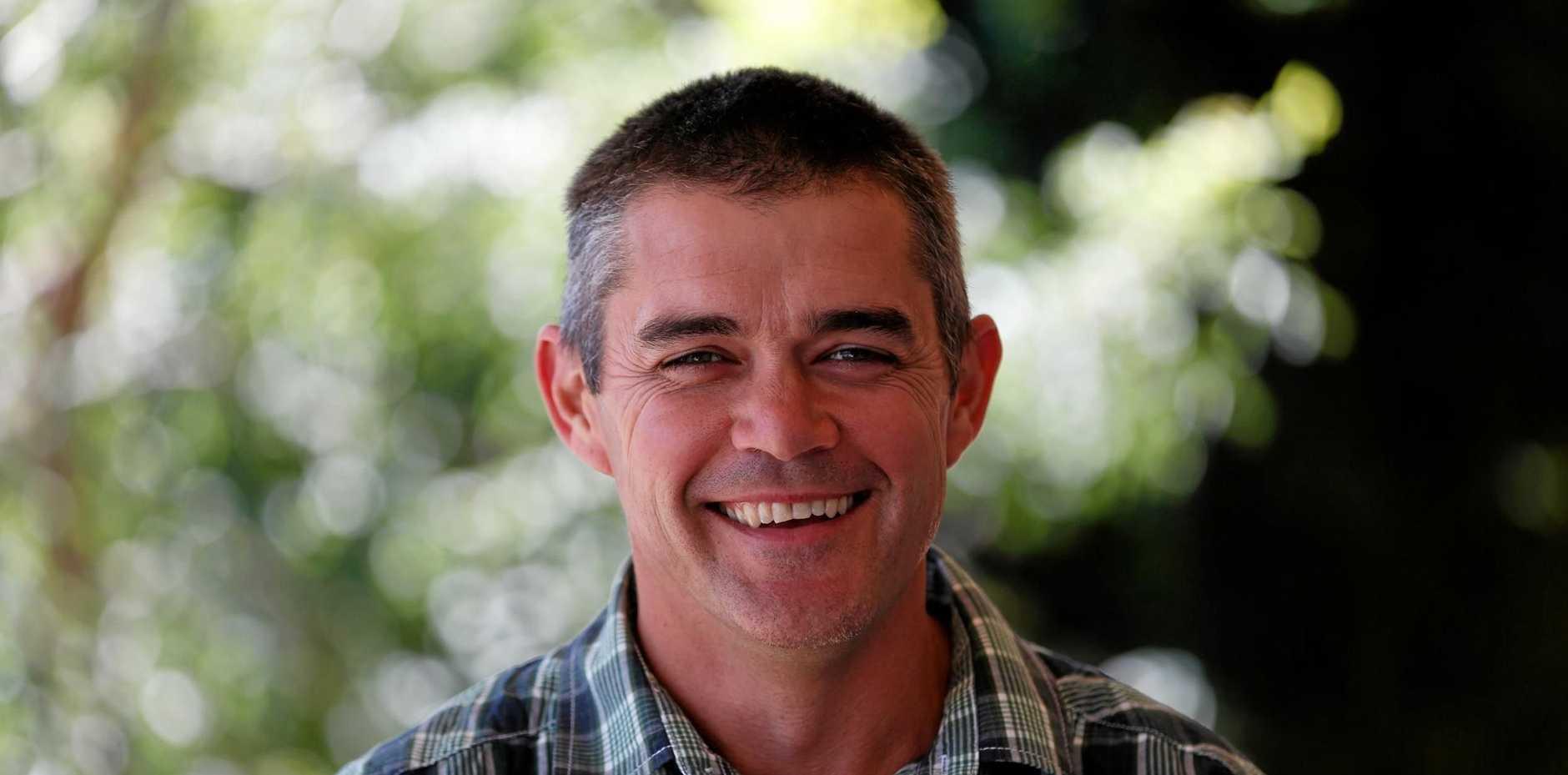 RESEARCH MEETINGL: Cotton Info technical lead John Smith.