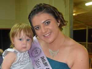 Crowning Dalby's latest Showgirls
