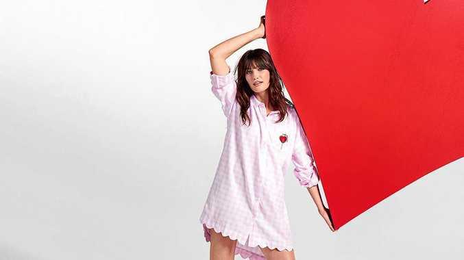 Buy you and your partner matching pyjamas from Peter Alexander.
