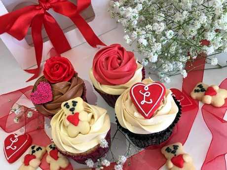 Buy something sweet for Valentine's Day. Crave Cupcakes.