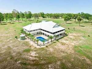 Old Mundubbera hospital turned mansion on market for $1.75m