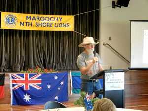 North Shore's Aust Day begins with bush poets and damper