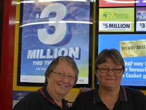 Check your ticket: Are you region's newest millionaire?
