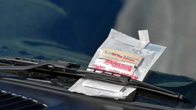 Parking fines have been a contentious issue in recent months on the Sunshine Coast.