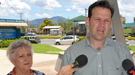 Both Capricornia MP Michelle Landry and Senator Matt Canavan have waited more than 600 days for the Queensland Government to consider their Rookwood proposal since they put their money on the table.
