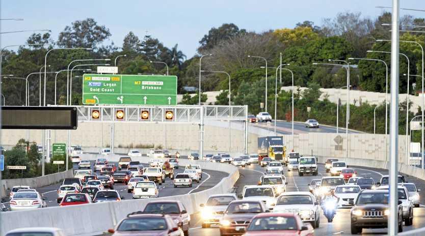 The Ipswich Motorway upgrade gets $70 million in the Queensland Budget.