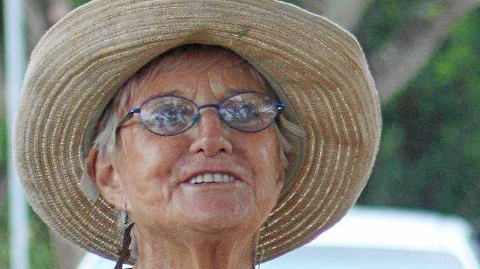 Joy Davidson-Lee said the relocation of the flying fox colony in Yeppoon is a grave sign.