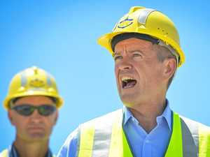 Shorten's plans for Gladstone's blue collar jobs